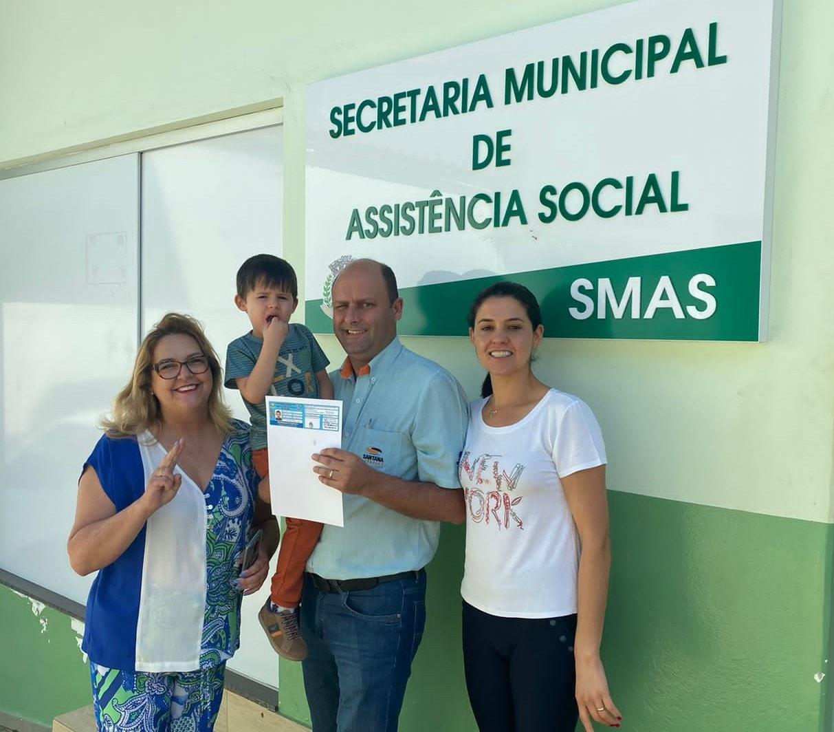 ASSISTÊNCIA SOCIAL ESTÁ EMITINDO CARTEIRA DE IDENTIFICAÇÃO DA PESSOA COM TRANSTORNO DO ESPECTRO AUTISTA